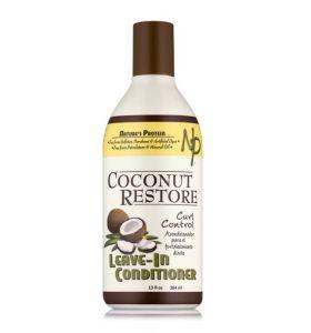 Coconut Restore Curl Control Leave-In Conditioner 13 oz